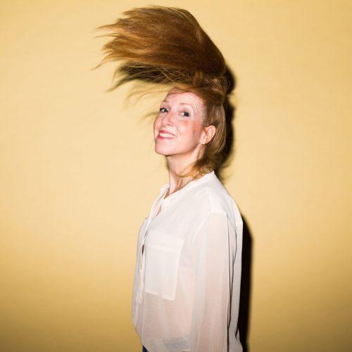 Kat Wulff, Musikerin, Oktober 2018